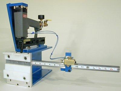 louver machine